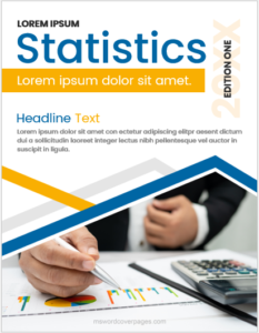 Statistics Project Cover Page