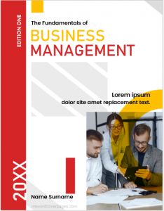 Business Document Cover Page