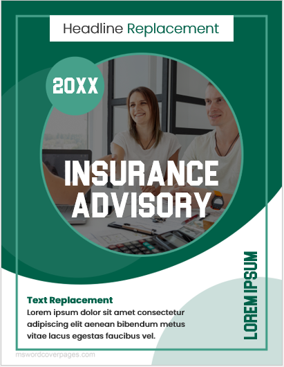 Insurance Advisory cover page