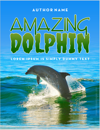 Dolphin cover page