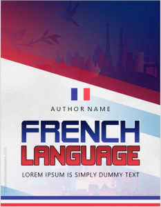 French language project cover page