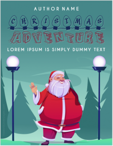 Christmas adventure cover page