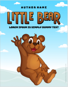 Little Bear Book cover page