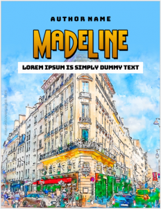 Madeline book cover page